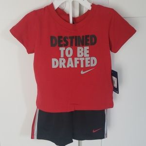 24m boys nike outfit